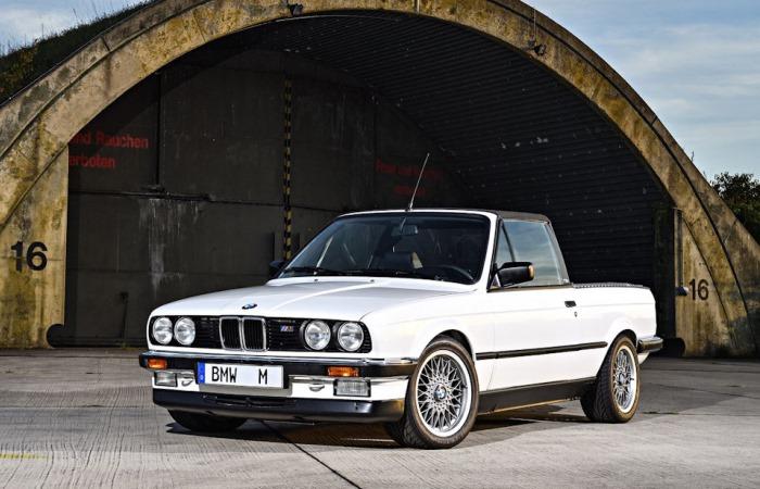 Самые редкие и странные BMW.