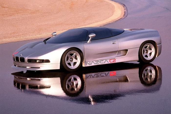 Интересный проект BMW Nazca C2 похоронили сами владельцы.