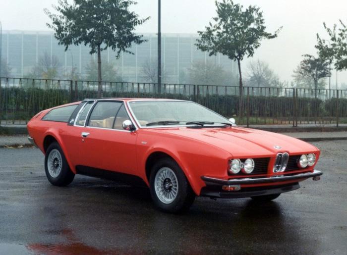 Интересный с виду BMW 528i GT Coupe был весьма неплох.