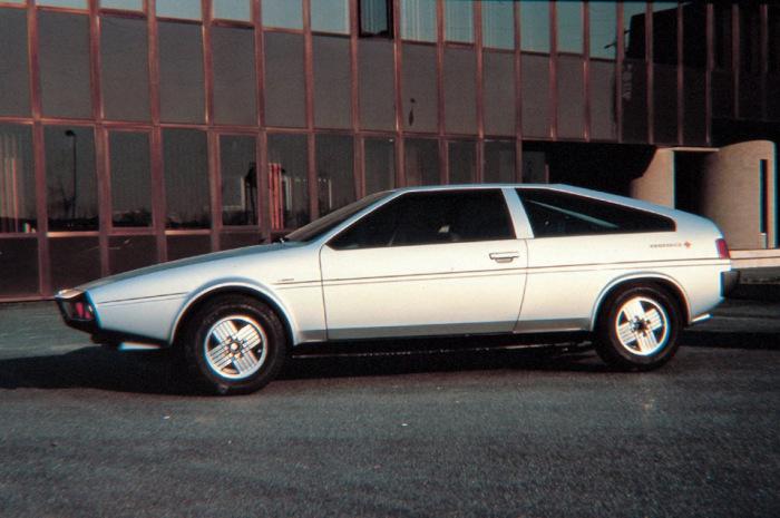 Легендарный BMW Karmann Asso Di Quadri сделан известным мастером.
