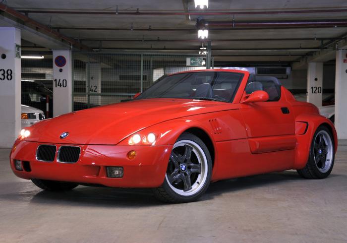 Сомнительный BMW Ur-Roadster вырос в кое-что большее.