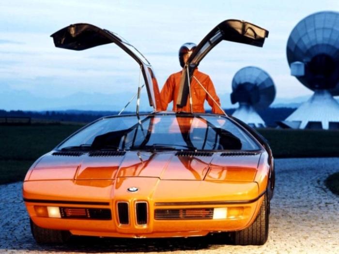 Инновационный BMW M1 был очень хорош.