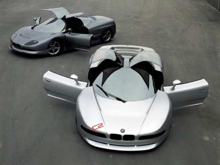 К сожалению BMW Nazca так и остался концептом.