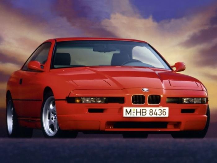 Еще лучше и быстрее - BMW 850.