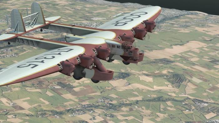 Огромный самолет Калинина. |Фото: mirtesen.ru.