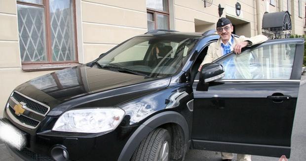 Один из любимых автомобилей. |Фото: ya.ru.