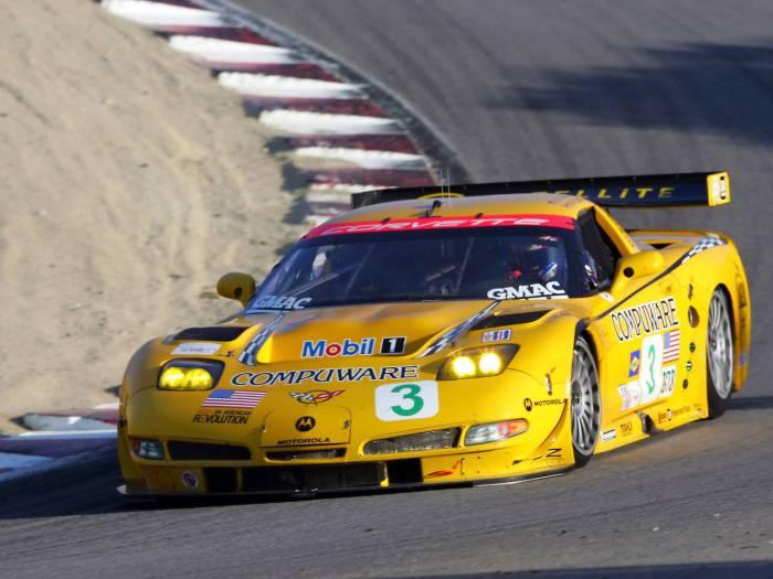 Chevrolet Corvette C5-R.