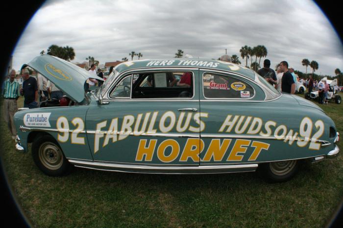 Hudson Hornet.