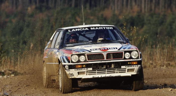 Lancia Delta.