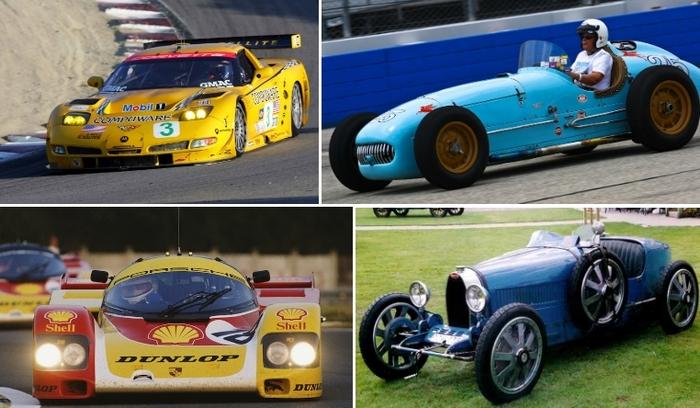 Самые быстрые гонки.