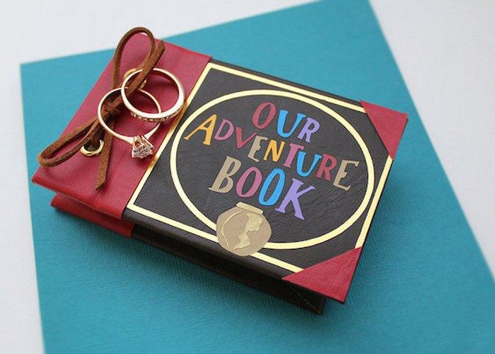 Креативная шкатулка: дневник путешественника.