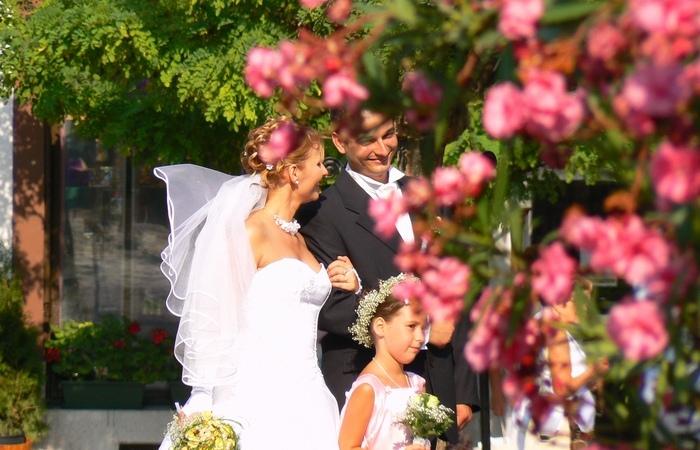 Свадебные традиции, пришедшие из древности.