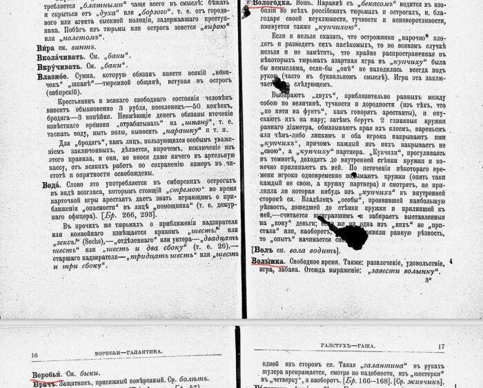 Хотя Василий Филиппович мог указать не все слова и значения, ученым он не был. ¦Фото: ya.ru.