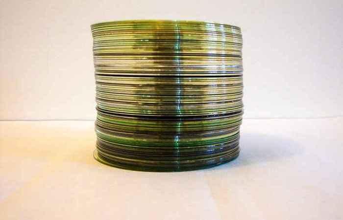 Количество дисков, удерживаемых на одном пальце.
