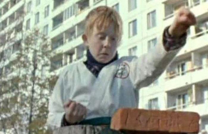 Родом из детства: упражнения для каратистов.