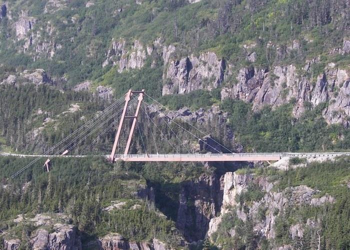 Мост мыса «Уильям Мур».