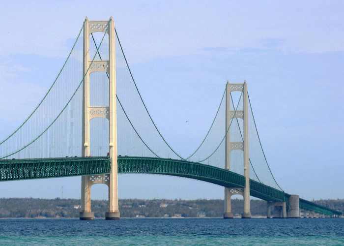 Мост «Макино».