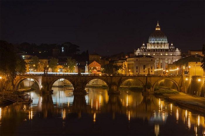 Ponte Sant'Angelo.