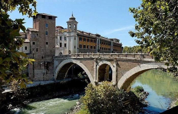 Мост Фабричио.