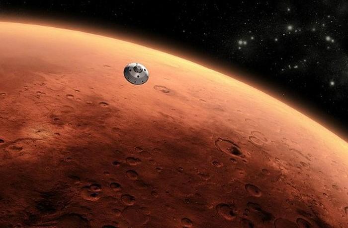 Захоплюючий і лякаючий Марс.