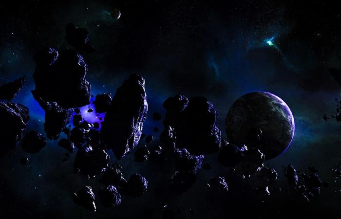 Пугающий космос...