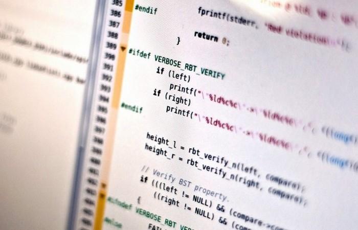 Язык программирования.