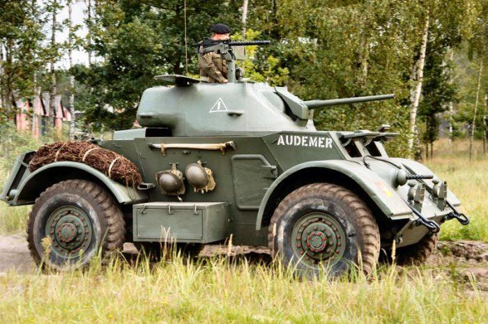Американский образец для огневой поддержки. |Фото: primeportal.net.