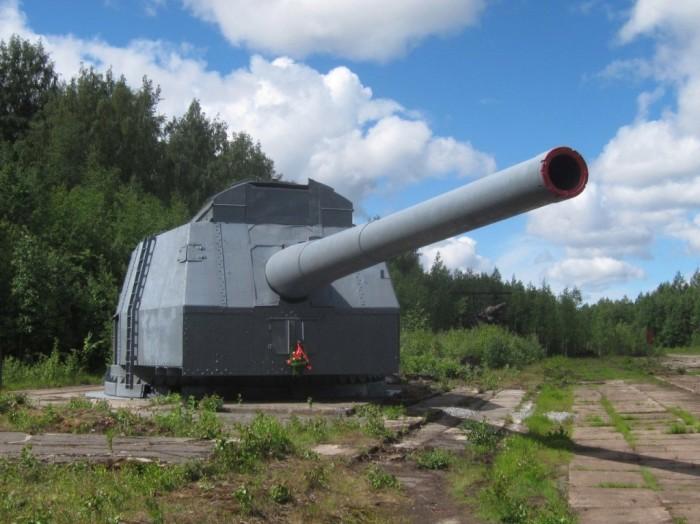Такие хотели ставить на линкоры. |Фото: ok.ru.