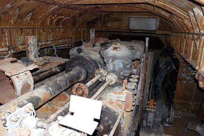 Это корабельное орудие. |Фото: helionews.ru.