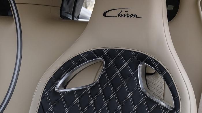 Bugatti Chiron: дороже не бывает.
