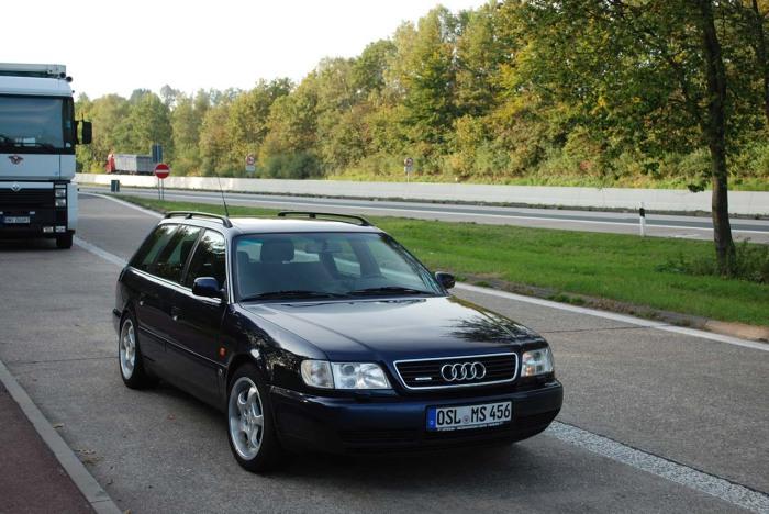Даже сегодня можно смело брать Audi A6 (C4).