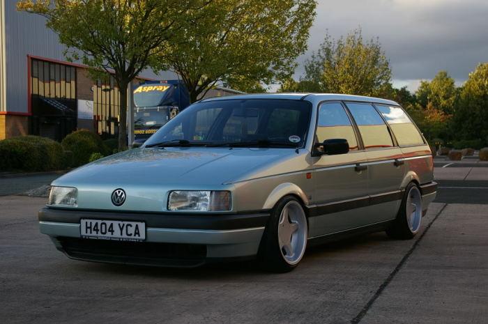 Добротный Volkswagen Passat B3 все еще пользуется спросом.