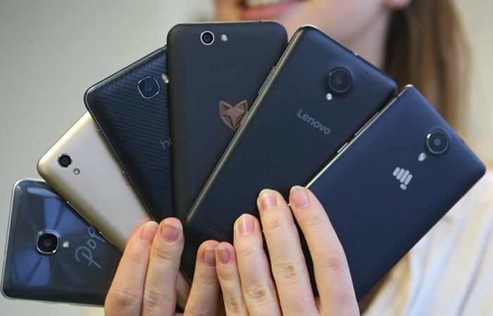 Лучшие бюджетные смартфоны последнего времени.