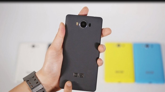 Вполне хороший смартфон Elephone P9000.