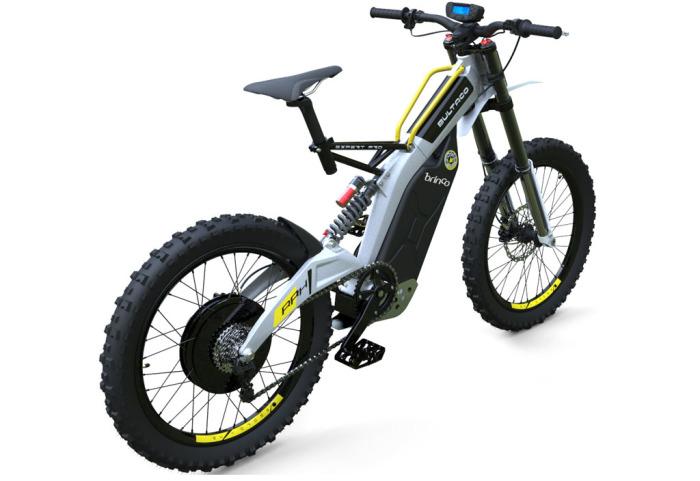 Bultaco Brinco: скорость 60 км\ч и 100 км пробега.