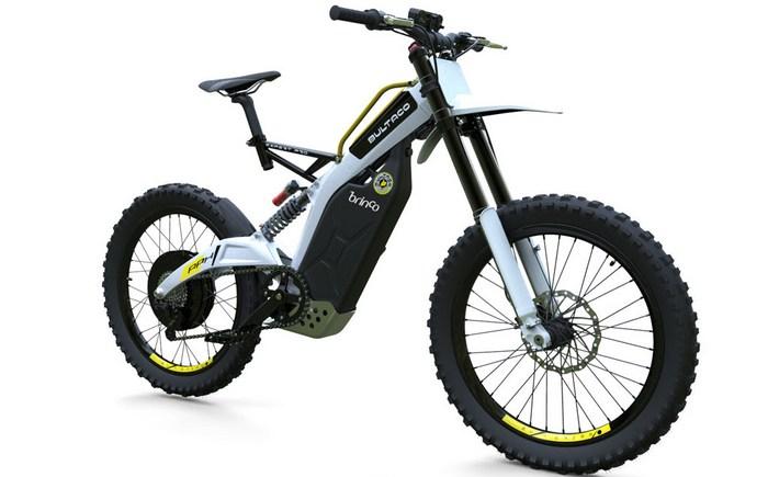 Электрический велосипед Bultaco Brinco.