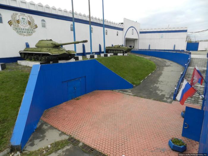 Современный вход бункер. |Фото: menstois.ru.