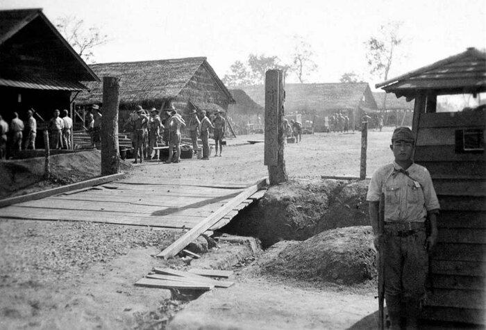 Первыми остров в качестве тюрьмы использовали японцы. |Фото: hist-etnol.livejournal.com.