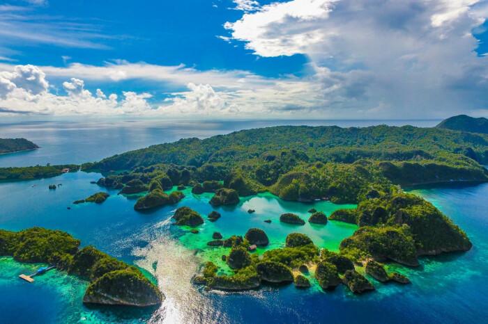 Долгое время остров пустовал. |Фото: goodnewsfromindonesia.id.
