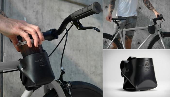 Держатель стаканов для велосипеда.