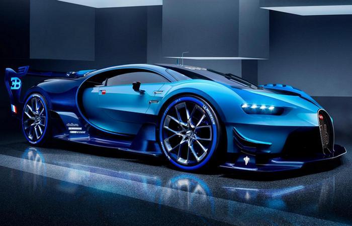 Великолепие Bugatti.