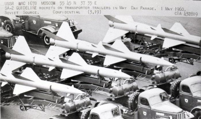 Похоже американцев очень интересовали ракеты.  ¦Фото: National Security Archive.