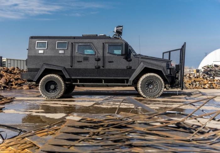 Внедорожник Inkas Sentry MPV подойдет для самых разных задач.