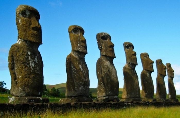 Каннабис на острове Пасхи.