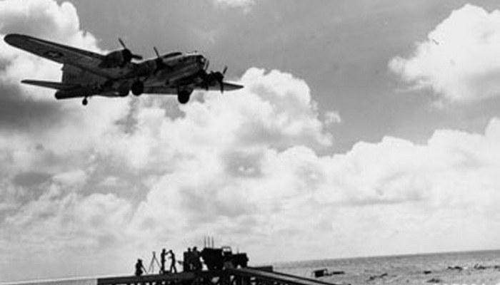Гигантские летающие бомбы.