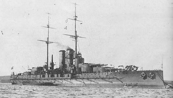 Корабли класса Тегеттгофф.