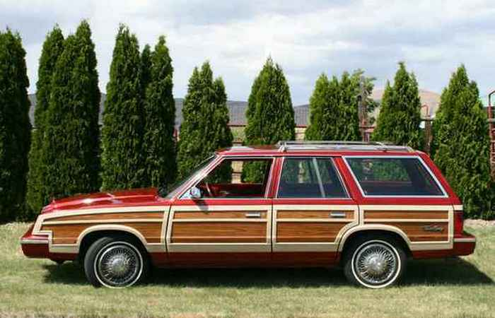 Chrysler LeBaron.