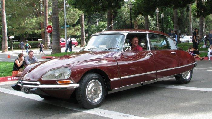 Citroën DS - ���� �� ������.