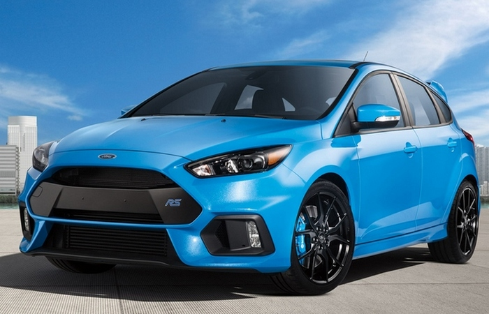 Ford Focus RS/2017 г.в.