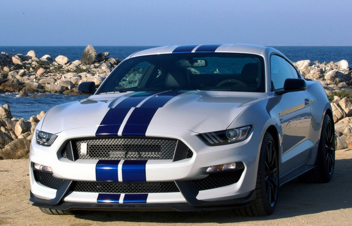 Ford Shelby GT350/2017 г.в.